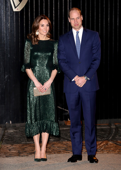 William S「The Duke And Duchess Of Cambridge Visit Ireland - Day One」:写真・画像(2)[壁紙.com]