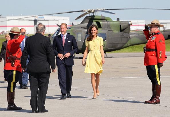 High Heels「The Duke And Duchess Of Cambridge Canadian Tour - Day 8」:写真・画像(16)[壁紙.com]