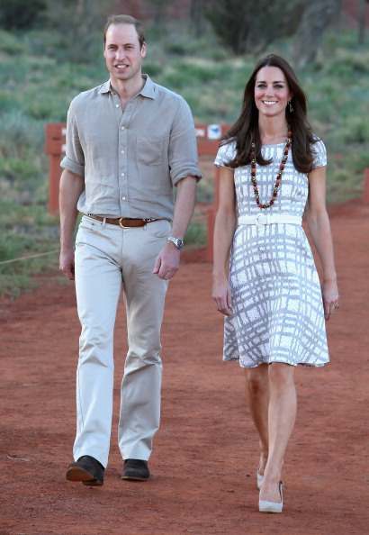 オーストラリア「The Duke And Duchess Of Cambridge Tour Australia And New Zealand - Day 16」:写真・画像(9)[壁紙.com]