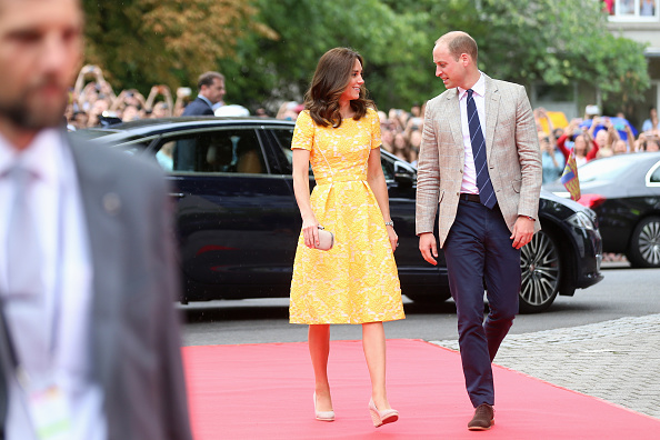 Two People「The Duke And Duchess Of Cambridge Visit Germany - Day 2」:写真・画像(17)[壁紙.com]