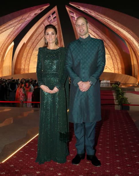 The Duke And Duchess Of Cambridge Visit Islamabad - Day Two:ニュース(壁紙.com)