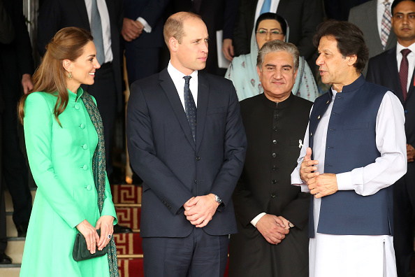 Pakistan「The Duke And Duchess Of Cambridge Visit Islamabad - Day Two」:写真・画像(13)[壁紙.com]
