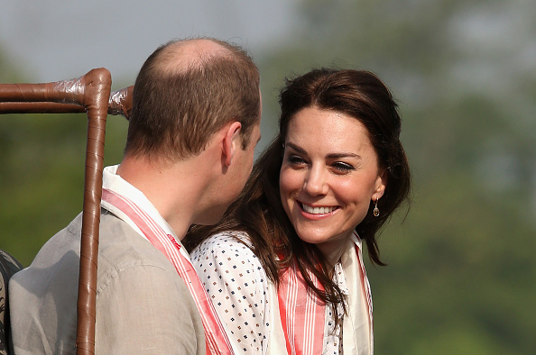 Safari「The Duke and Duchess Of Cambridge Visit India and Bhutan - Day 4」:写真・画像(13)[壁紙.com]