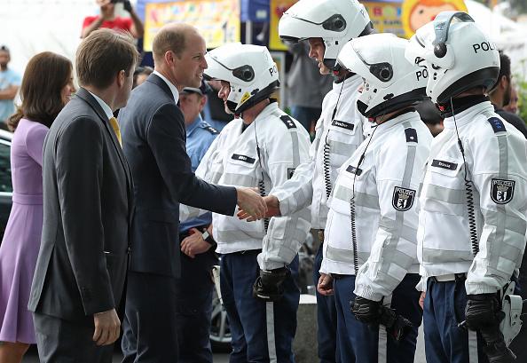 鉄道・列車「The Duke And Duchess Of Cambridge Visit Germany - Day 3」:写真・画像(8)[壁紙.com]