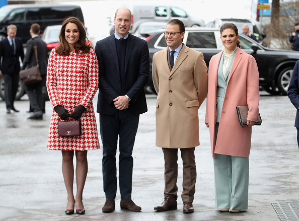 William S「The Duke And Duchess Of Cambridge Visit Sweden And Norway - Day 2」:写真・画像(8)[壁紙.com]