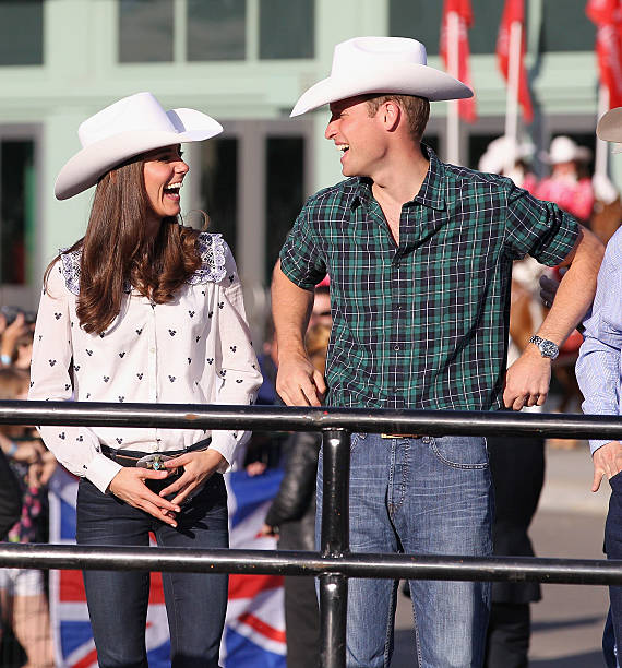 The Duke And Duchess Of Cambridge Canadian Tour - Day 8:ニュース(壁紙.com)