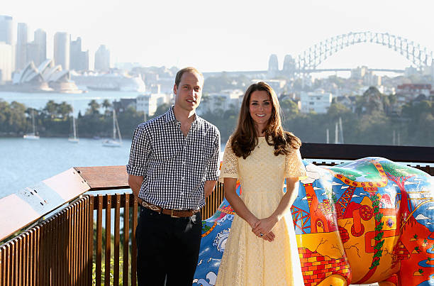 The Duke And Duchess Of Cambridge Tour Australia And New Zealand - Day 14:ニュース(壁紙.com)