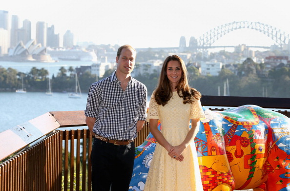 オーストラリア「The Duke And Duchess Of Cambridge Tour Australia And New Zealand - Day 14」:写真・画像(9)[壁紙.com]