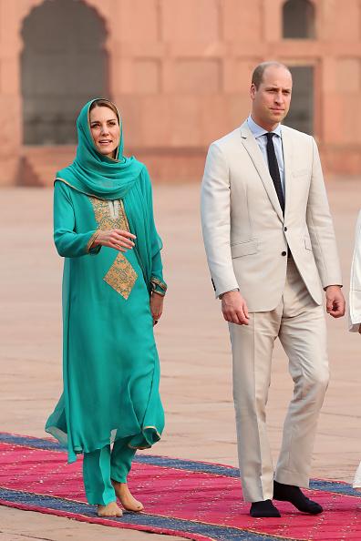 Pakistan「The Duke And Duchess Of Cambridge Visit The North Of Pakistan」:写真・画像(4)[壁紙.com]