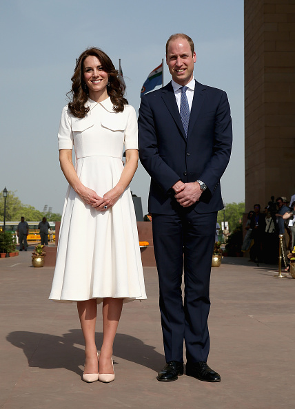 Delhi「The Duke & Duchess Of Cambridge Visit India & Bhutan - Day 2」:写真・画像(18)[壁紙.com]