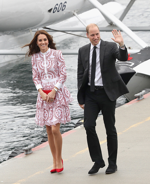Arrival「2016 Royal Tour To Canada Of The Duke And Duchess Of Cambridge - Vancouver, British Columbia」:写真・画像(16)[壁紙.com]