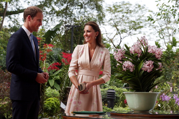 Purse「The Duke And Duchess Of Cambridge Diamond Jubilee Tour - Day 1」:写真・画像(5)[壁紙.com]