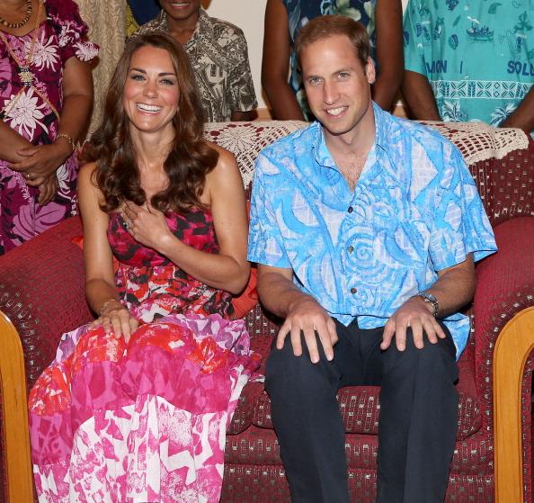 Duke「The Duke And Duchess Of Cambridge Diamond Jubilee Tour - Day 6」:写真・画像(13)[壁紙.com]