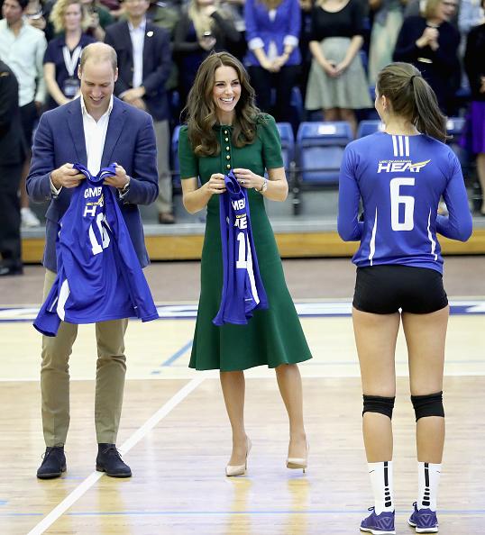 Match - Sport「2016 Royal Tour To Canada Of The Duke And Duchess Of Cambridge - Kelowna, British Columbia And Whitehorse, Yukon」:写真・画像(1)[壁紙.com]