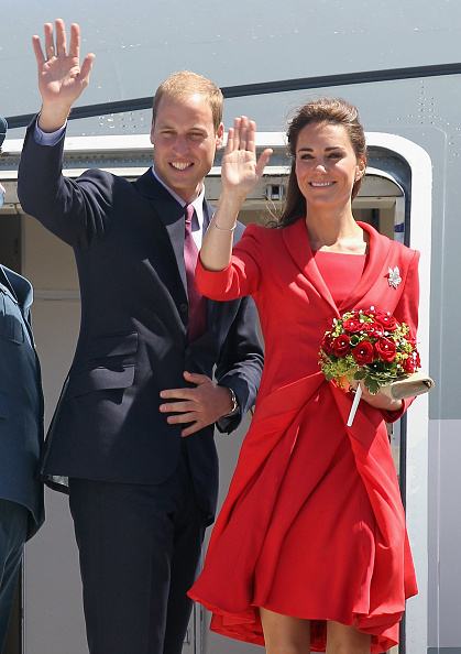 Visit「The Duke And Duchess Of Cambridge Canadian Tour - Day 9」:写真・画像(6)[壁紙.com]