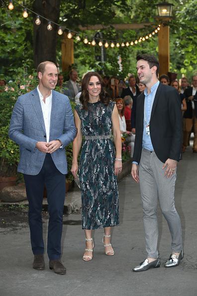 ヒューマンインタレスト「The Duke And Duchess Of Cambridge Visit Germany - Day 2」:写真・画像(2)[壁紙.com]