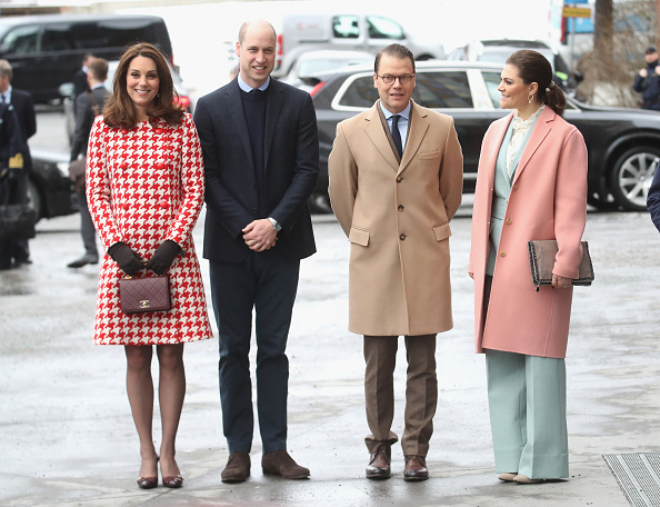 Visit「The Duke And Duchess Of Cambridge Visit Sweden And Norway - Day 2」:写真・画像(9)[壁紙.com]