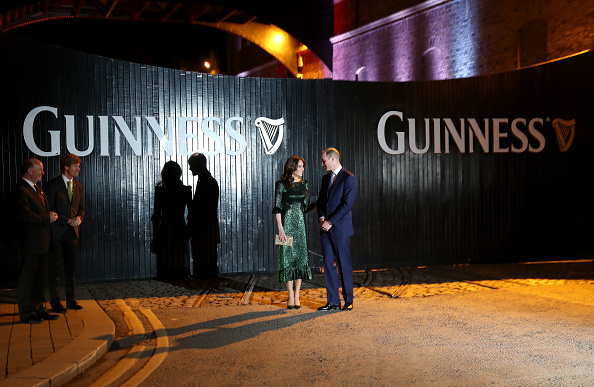 William S「The Duke And Duchess Of Cambridge Visit Ireland - Day One」:写真・画像(18)[壁紙.com]