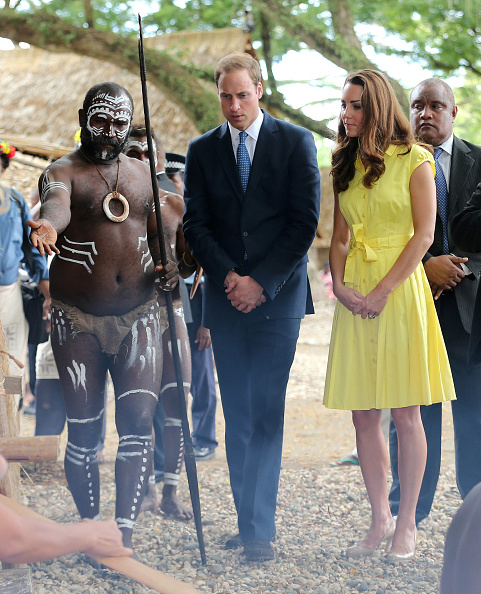 Yellow Dress「The Duke And Duchess Of Cambridge Diamond Jubilee Tour - Day 7」:写真・画像(18)[壁紙.com]