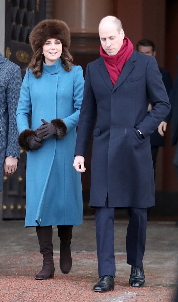 Norway「The Duke And Duchess Of Cambridge Visit Sweden And Norway - Day 3」:写真・画像(6)[壁紙.com]