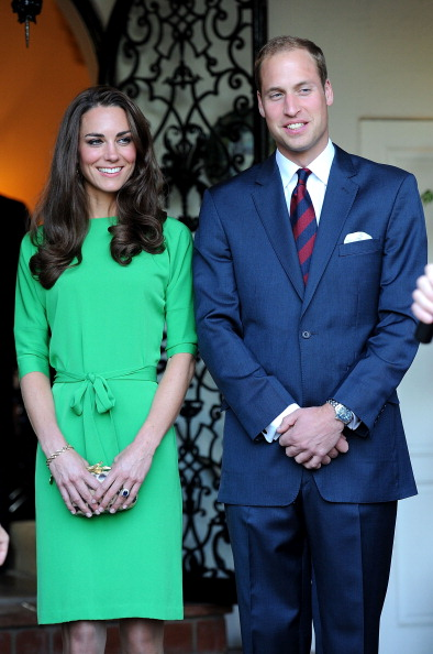 Bright「The Duke and Duchess of Cambridge Consul General Reception」:写真・画像(7)[壁紙.com]