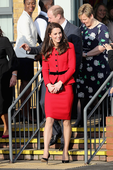 Chris Weeks「The Duke & Duchess Of Cambridge Attend Place2BeBig Assembly With Heads Together For Children's Mental Health Week」:写真・画像(14)[壁紙.com]