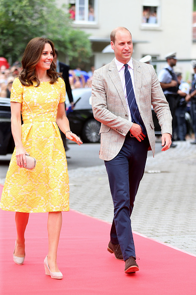 Two People「The Duke And Duchess Of Cambridge Visit Germany - Day 2」:写真・画像(14)[壁紙.com]