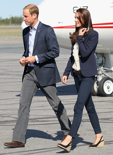 North America「The Duke And Duchess Of Cambridge Canadian Tour - Day 7」:写真・画像(4)[壁紙.com]