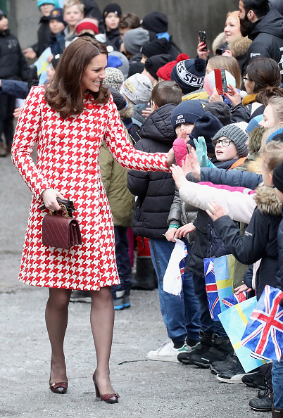 Stockholm「The Duke And Duchess Of Cambridge Visit Sweden And Norway - Day 2」:写真・画像(11)[壁紙.com]