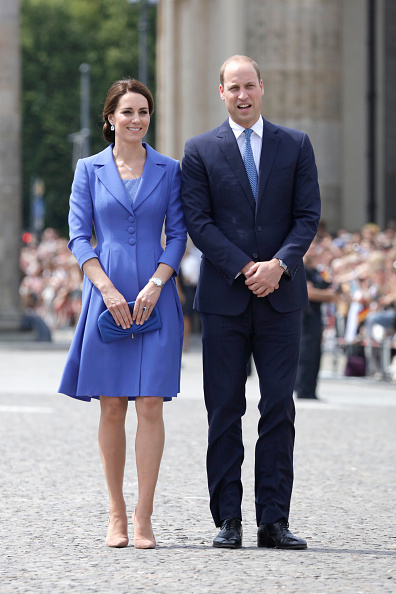 Visit「The Duke And Duchess Of Cambridge Visit Germany - Day 1」:写真・画像(1)[壁紙.com]