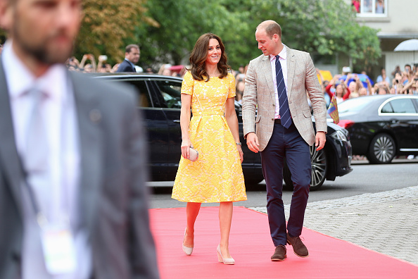 Arrival「The Duke And Duchess Of Cambridge Visit Germany - Day 2」:写真・画像(8)[壁紙.com]