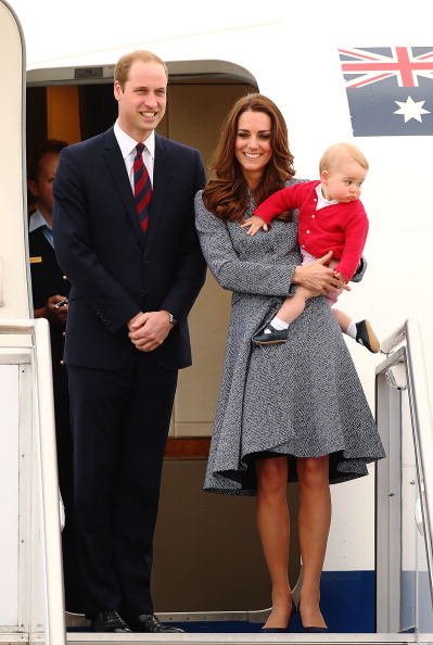 Tweed「The Duke And Duchess Of Cambridge Tour Australia And New Zealand - Day 19」:写真・画像(5)[壁紙.com]