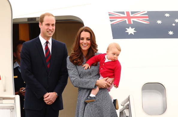 オーストラリア「The Duke And Duchess Of Cambridge Tour Australia And New Zealand - Day 19」:写真・画像(5)[壁紙.com]