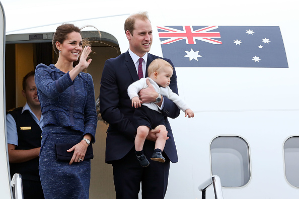 オーストラリア「The Duke And Duchess Of Cambridge Tour Australia And New Zealand - Day 10」:写真・画像(14)[壁紙.com]