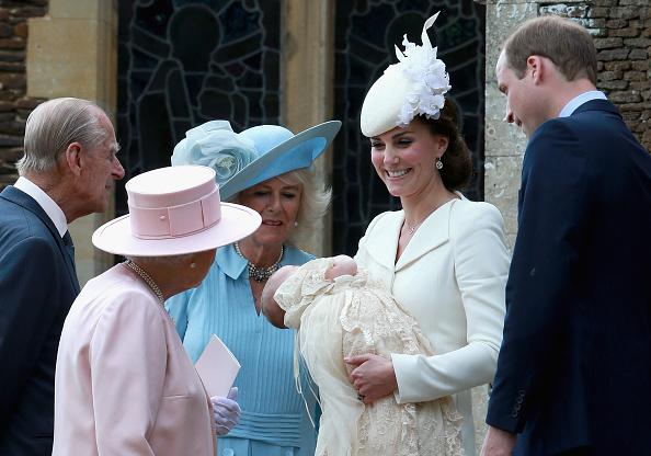 Baptism「The Christening Of Princess Charlotte Of Cambridge」:写真・画像(0)[壁紙.com]