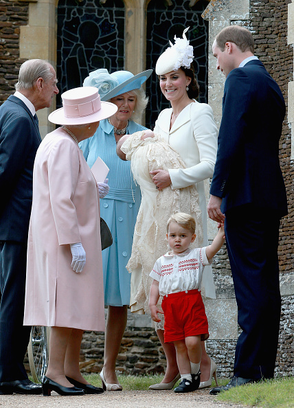 Norfolk - England「The Christening Of Princess Charlotte Of Cambridge」:写真・画像(9)[壁紙.com]