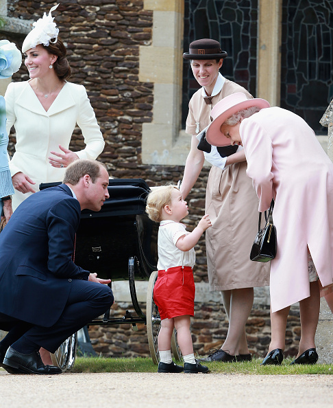 King's Lynn「The Christening Of Princess Charlotte Of Cambridge」:写真・画像(1)[壁紙.com]