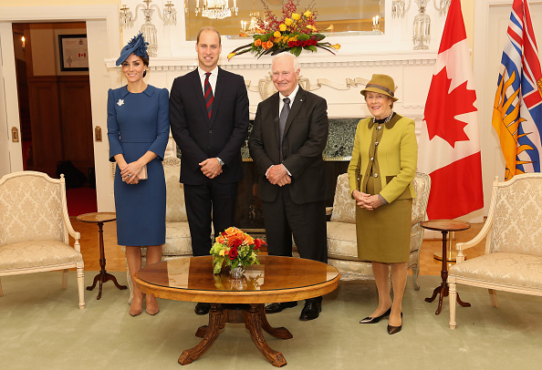 Governor General「2016 Royal Tour To Canada Of The Duke And Duchess Of Cambridge」:写真・画像(9)[壁紙.com]