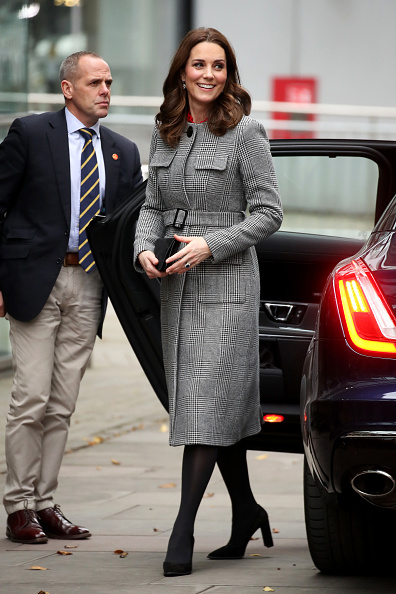 トップランキング「The Duke And Duchess Of Cambridge Attend 'Stepping Out' Session At Media City」:写真・画像(6)[壁紙.com]
