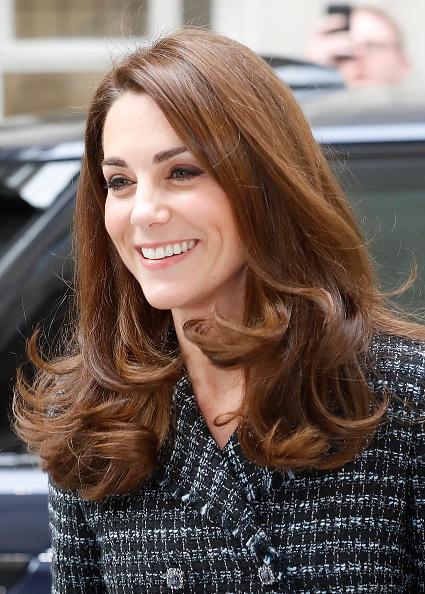 出席する「Duchess Of Cambridge Attends 'Mental Health In Education' Conference」:写真・画像(8)[壁紙.com]