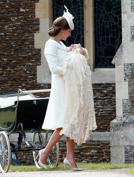 Baptism「The Christening Of Princess Charlotte Of Cambridge」:写真・画像(8)[壁紙.com]
