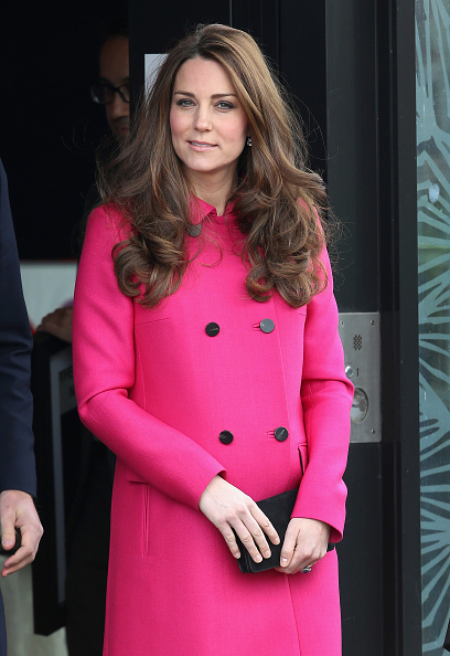 Pink Color「The Duke And Duchess Of Cambridge Support Development Opportunities For Young People In South London」:写真・画像(14)[壁紙.com]