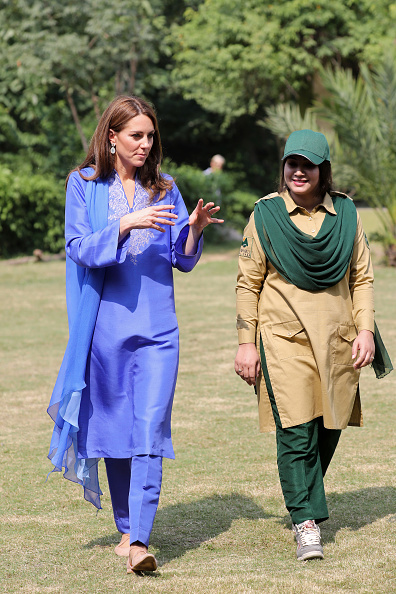 Pakistan「The Duke And Duchess Of Cambridge Visit Islamabad - Day Two」:写真・画像(12)[壁紙.com]