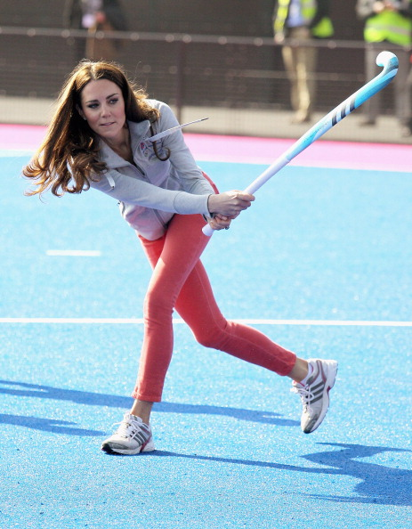 Sport「The Duchess of Cambridge Visits The Olympic Park」:写真・画像(9)[壁紙.com]