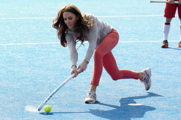The Duchess of Cambridge Visits The Olympic Park:ニュース(壁紙.com)