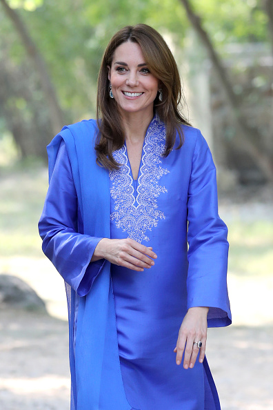 Pakistan「The Duke And Duchess Of Cambridge Visit Islamabad - Day Two」:写真・画像(5)[壁紙.com]
