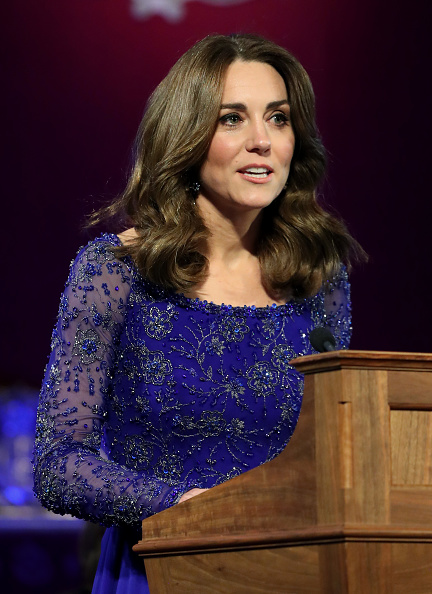 Speech「The Duchess Of Cambridge Hosts Gala Dinner For The 25th Anniversary Of Place2Be」:写真・画像(3)[壁紙.com]