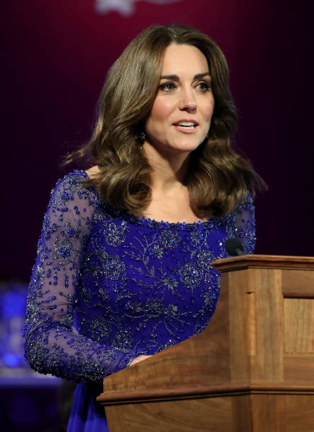 The Duchess Of Cambridge Hosts Gala Dinner For The 25th Anniversary Of Place2Be:ニュース(壁紙.com)