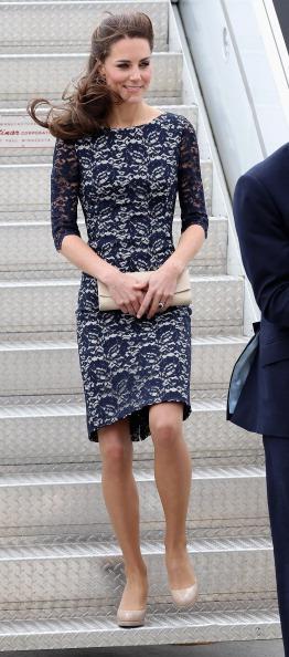 Pump - Dress Shoe「The Duke And Duchess Of Cambridge Canadian Tour - Day 1」:写真・画像(12)[壁紙.com]