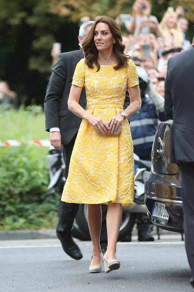 Two People「The Duke And Duchess Of Cambridge Visit Germany - Day 2」:写真・画像(15)[壁紙.com]